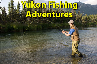 Yukon Fishing Charter Flights To Adventure