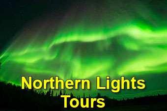 Northern Lights Tours Charter Flights Adventure