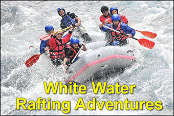 River Rafting Charter Flights To Adventure