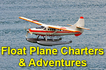 Float Plane Charter Flights To Adventure