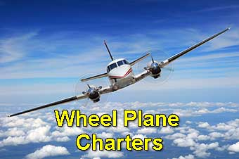 Dawson City Yukon  Charter Flights