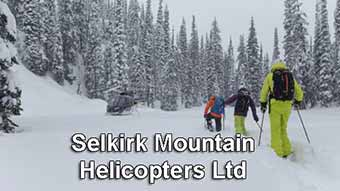 Selkirk Mountain Helicopters
