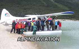 Alpine Air Yukon charters