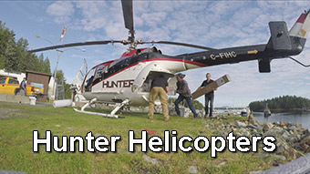 Hunter Helicopters