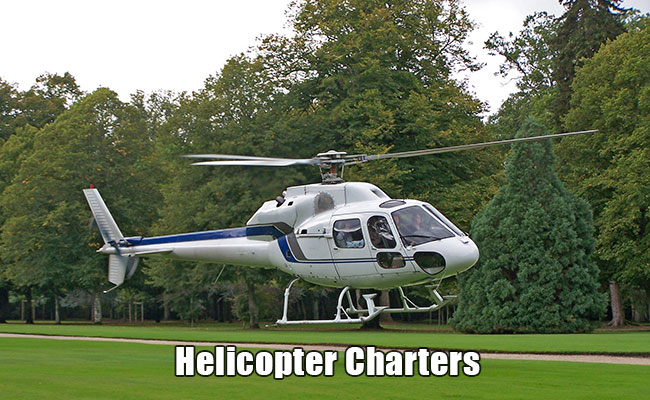 Bahamas Helicopter Charters