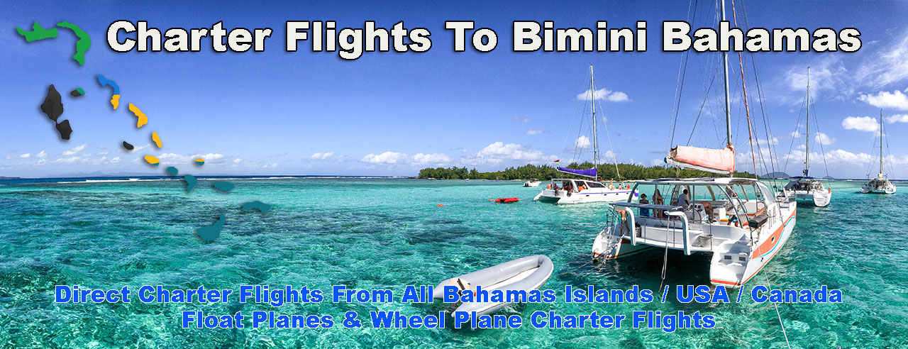 Charter Flights To Bimini Bahamas