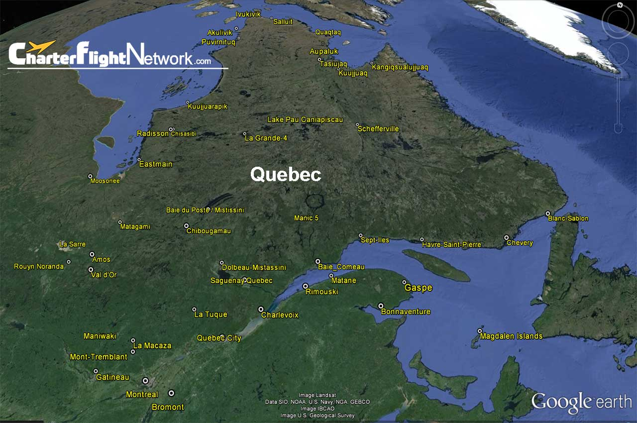Quebec Air Charters