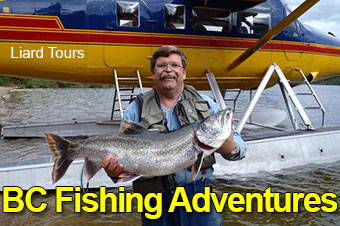BC Fishing Charter Flights To Adventure