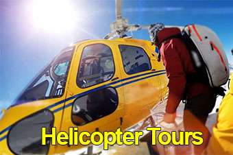 Heli Tours Charter Flights To Adventure