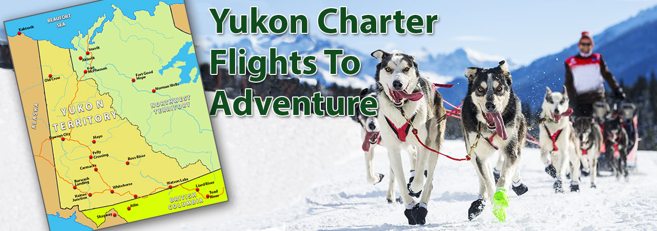 YukpnCharter Flights to Adventure