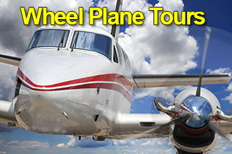 Wheel Plane Charter Flights To Adventure