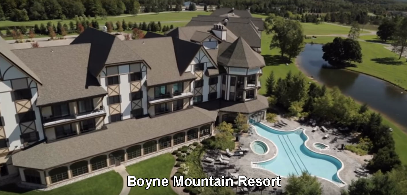 Boyne Mountain Golf Packages