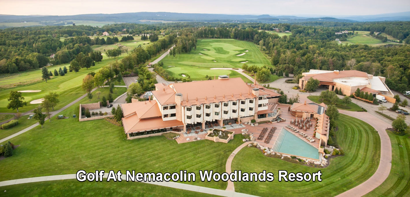 Nemacolin Golf Packages