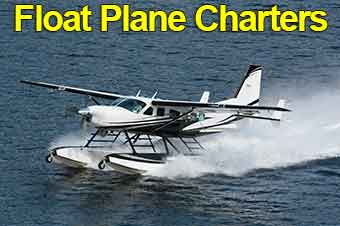 Mistissini Quebec Float Plane Charter Flights