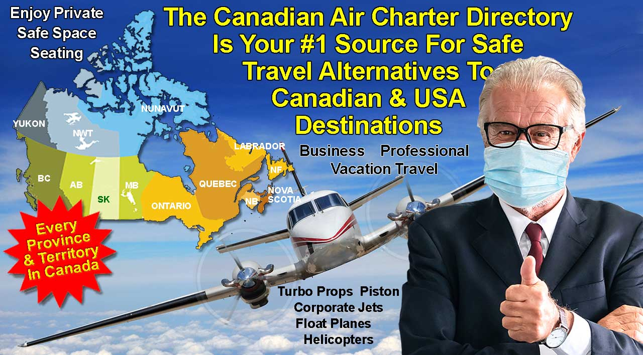 Canadian Air Charter Directory