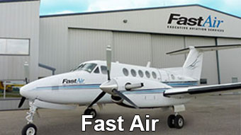 Fast Air Charter Flights