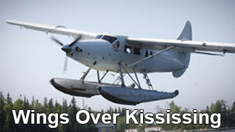 Wings Over Kississing