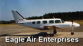 Eagle Air Charter Flights