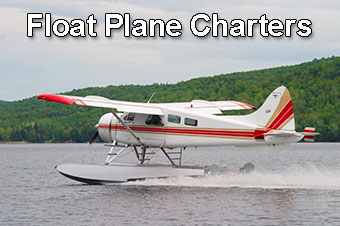 Sachigo Float Plane Charter Flights