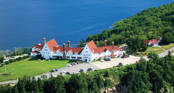 Charter Flights To Highlands Links Nova Scotia