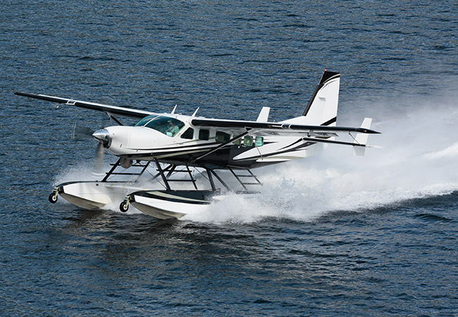 Float Plane Charter To Cottage