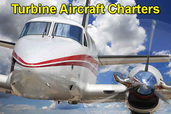 South Dakota Charter Flights